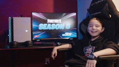 Photo of Восьмилетний игрок в Fortnite подписал контракт на33 тысячи долларов